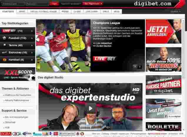 info digibet com
