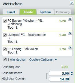 sportwetten strategie progression
