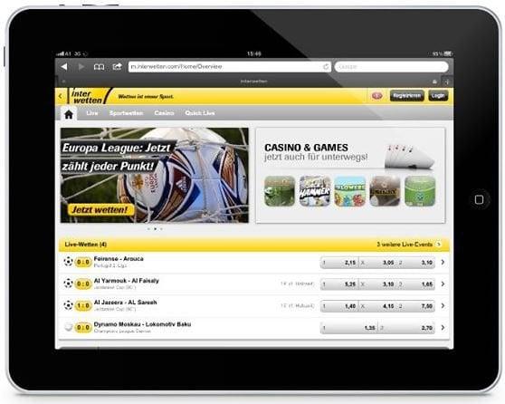 sportwetten app android