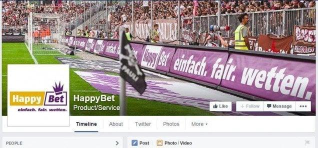 Happybet Erfahrungen - Testbericht + Info für Sportwetten