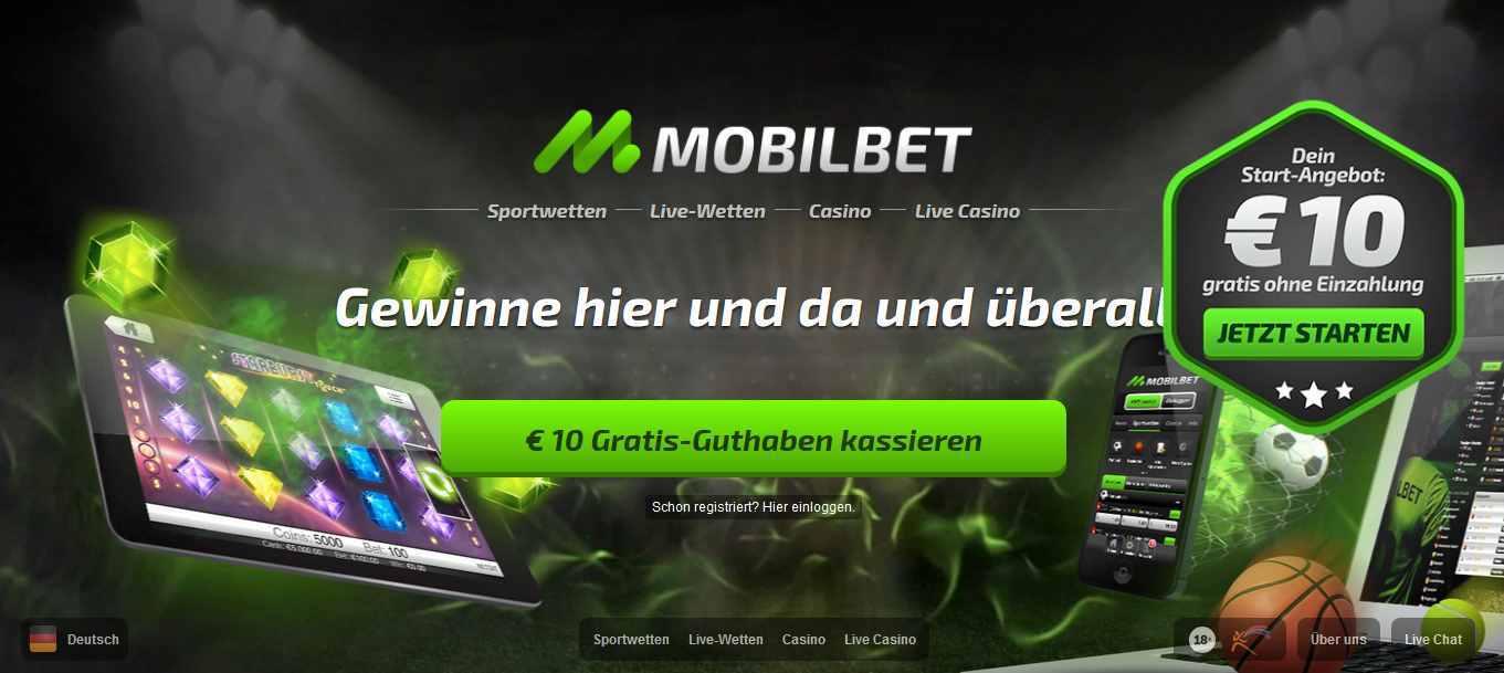 Mobilbet Login