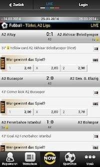 Cashpoint Sportwetten App