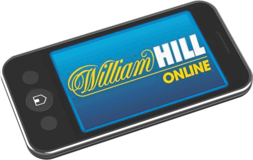 William Hill App - Header