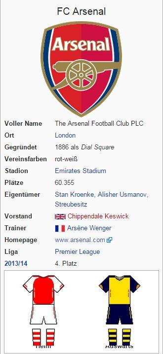 FC Arsenal – Wikipedia
