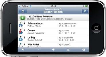 racebets mobile app