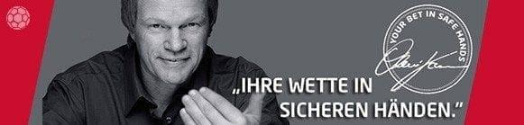 Tipico Wettbüros - Oliver Kahn