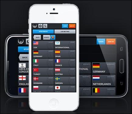 mobile live wetten