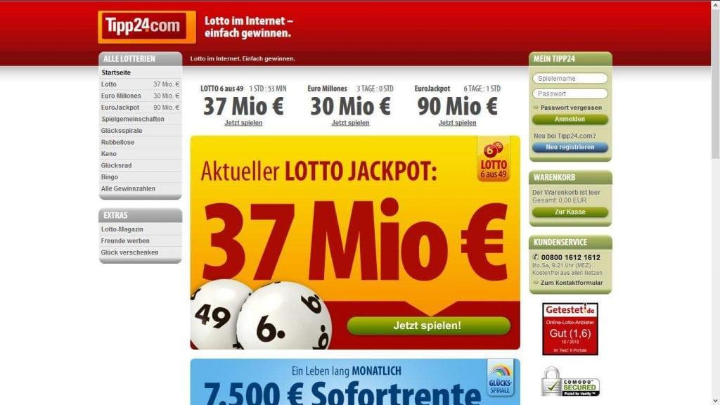 Lottotipp24