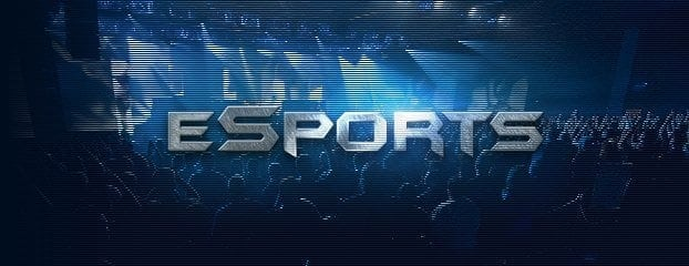 e-sports - Header