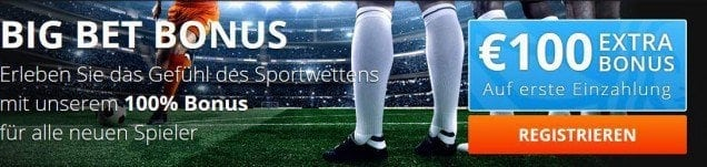 Fußball Prognose - Bonus Bigbetworld
