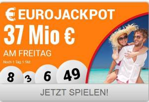 GoLotto Test - EuroJackpot