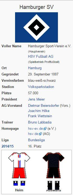 Hamburger SV – Wikipedia