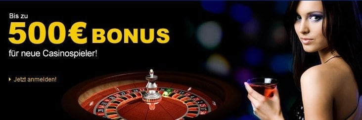 online casino bonus im