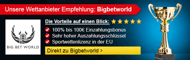 Bigbetworld Empfehlung