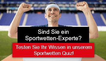 Sportwetten Quiz