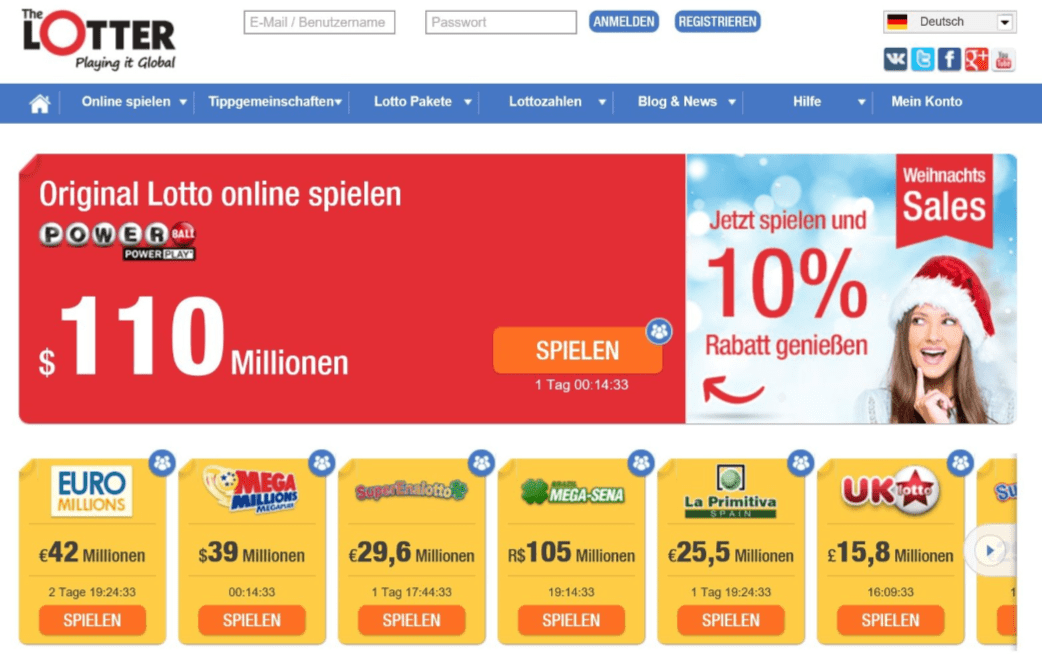lotto online spielen legal