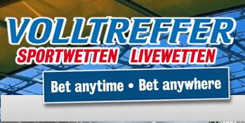 Volltreffer.tv Sportwetten Livewetten