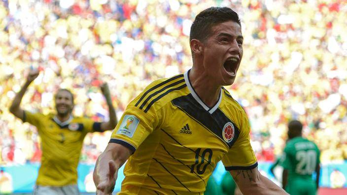 James Rodriguez - Nationalmannschaft