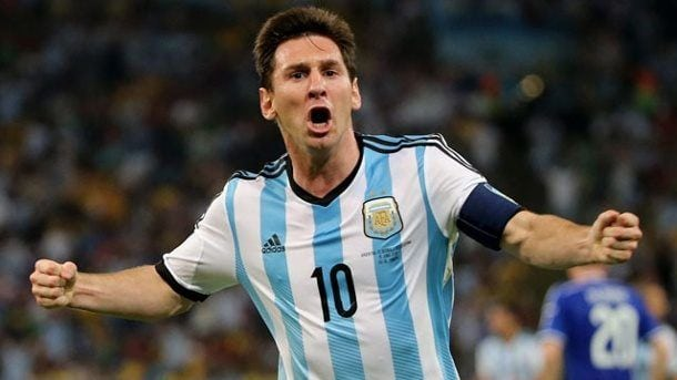 Lionel Messi - Nationalmannschaft
