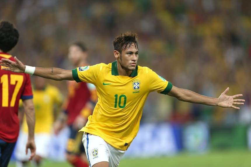 Neymar - Nationalmannschaft