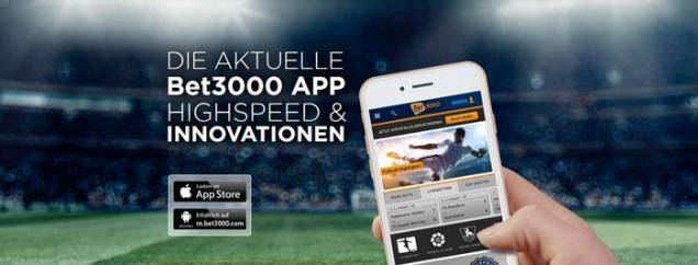 Bet3000 Test - Mobil
