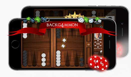 Backgammon4money - Grafik