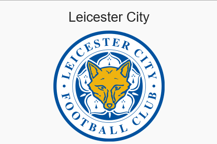 leicester city wette