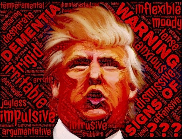 Donald Trump Wetten