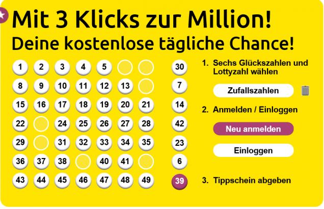 Wie Funktioniert Lotto