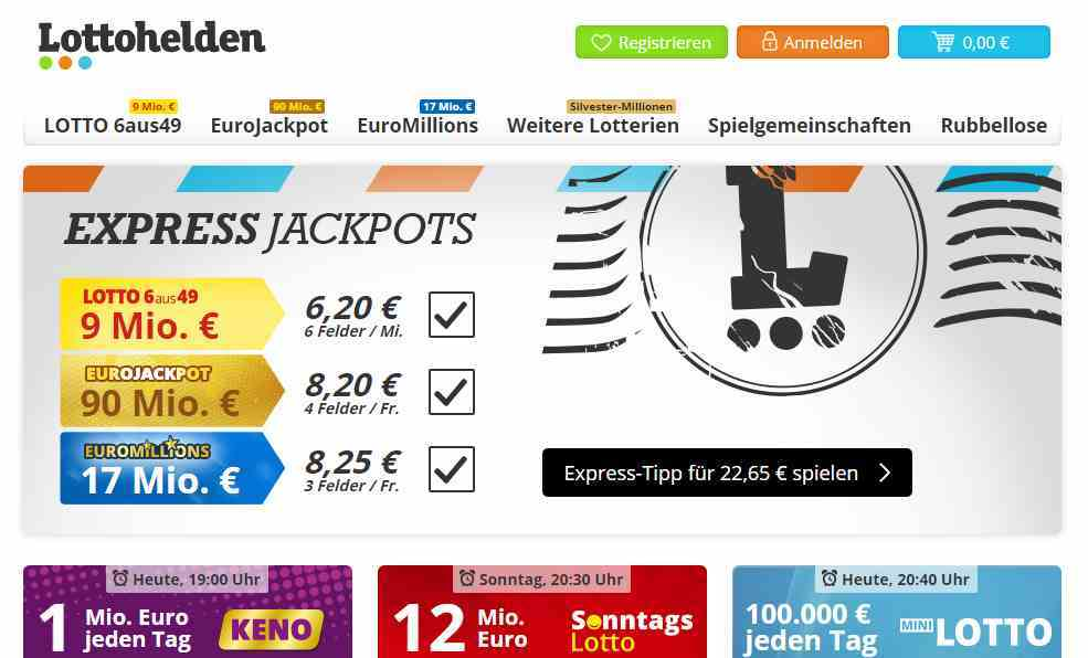 Lotto Online Erfahrungen