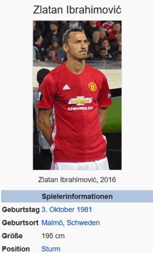 Zlatan Ibrahimovic Karriere