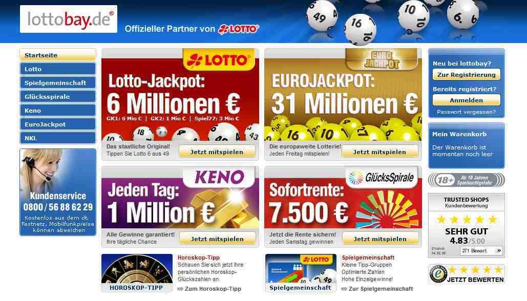 Lotto Spielgemeinschaft Erfahrungen
