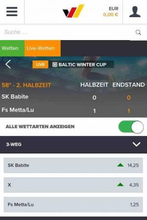 Wetten.Com App