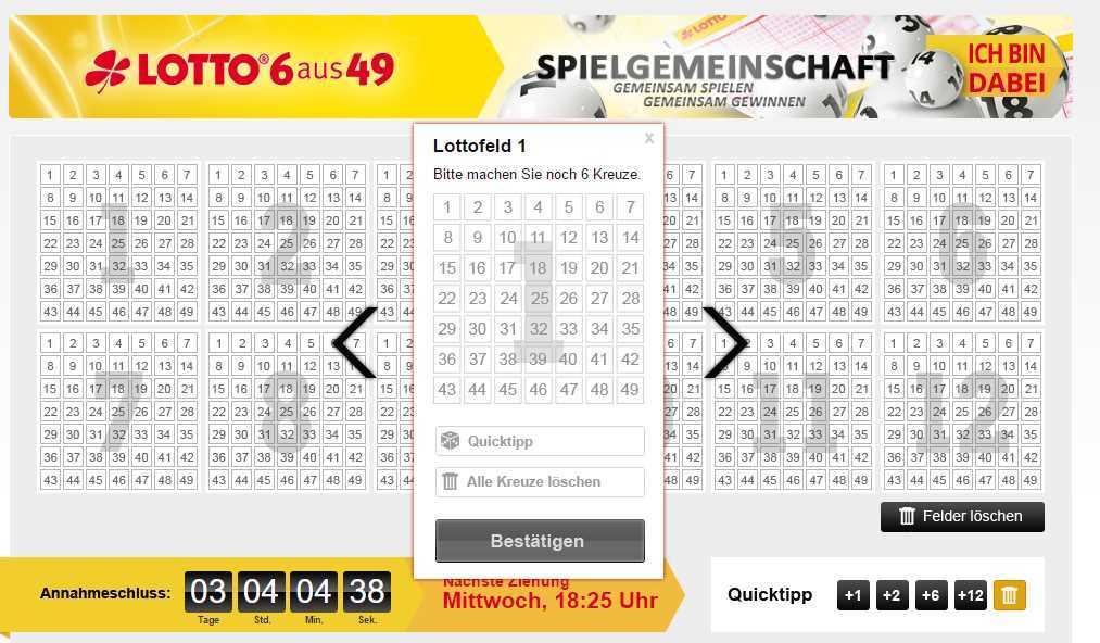 Lotto Erfahrungen