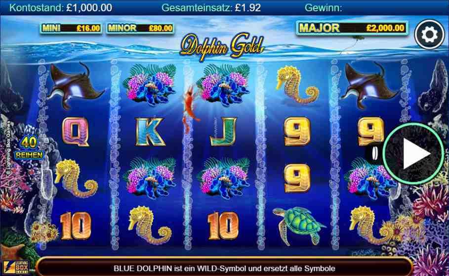 BetVictor Casino Erfahrungen - Usability