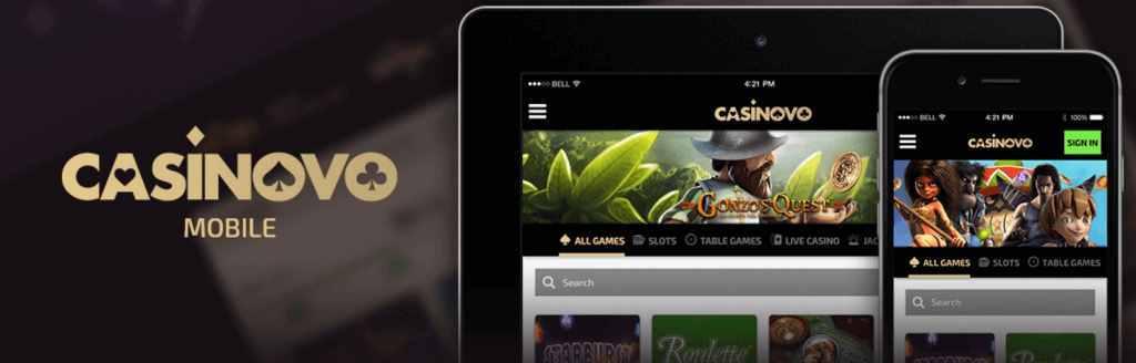 Casinovo Erfahrungen - Mobil