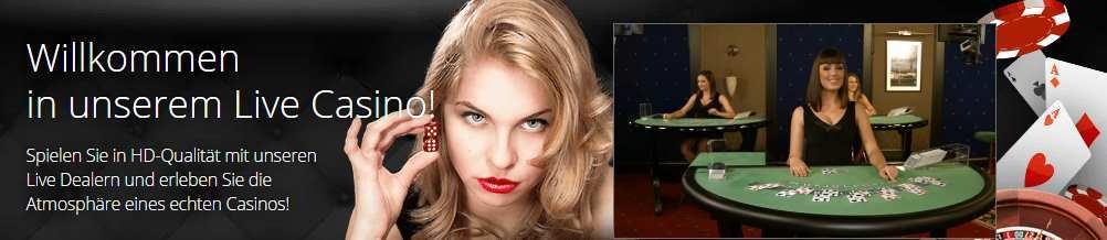 Sportingbet Casino Erfahrungen - Live Casino