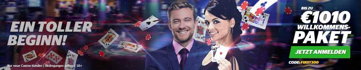 10Bet Casino Erfahrungen - Bonus