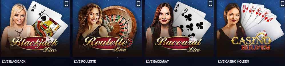 10Bet Casino Erfahrungen - Live Casino