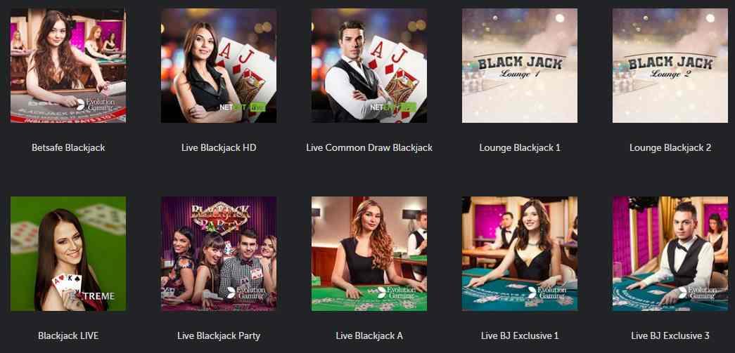 Betsafe Casino Erfahrungen - Live Casino