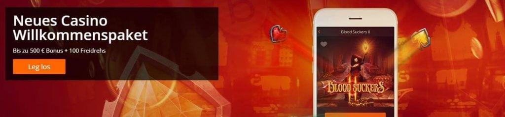 Betsson Casino Erfahrungen - Bonus