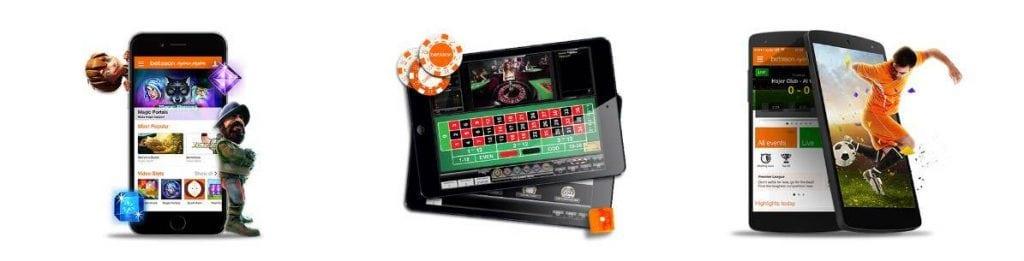 Betsson Casino Erfahrungen - Mobil
