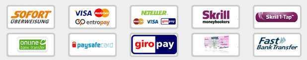 NetBet Casino Erfahrungen - Zahlungen