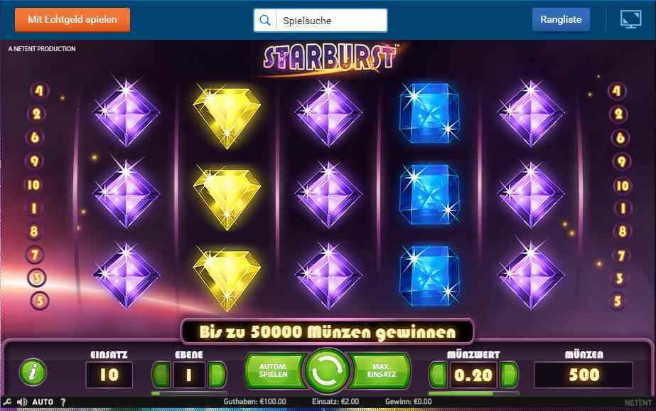 NordicBet Casino Erfahrungen - Usability