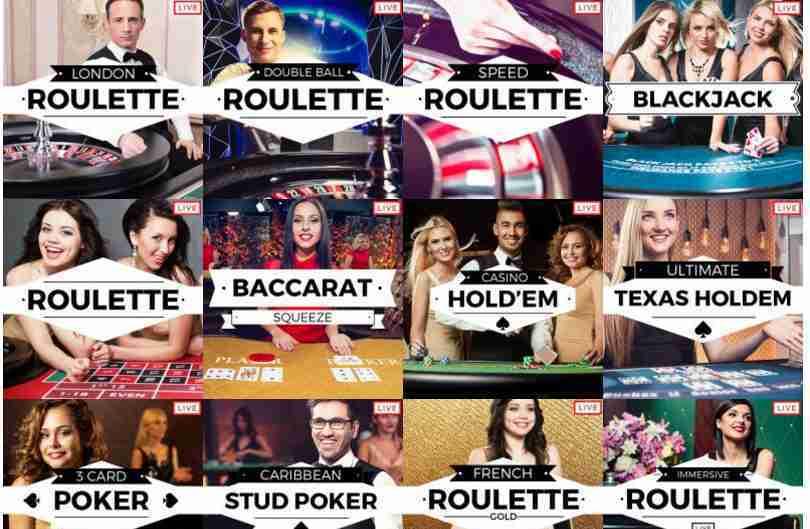 Roxy Palace Casino Erfahrungen - Live Casino