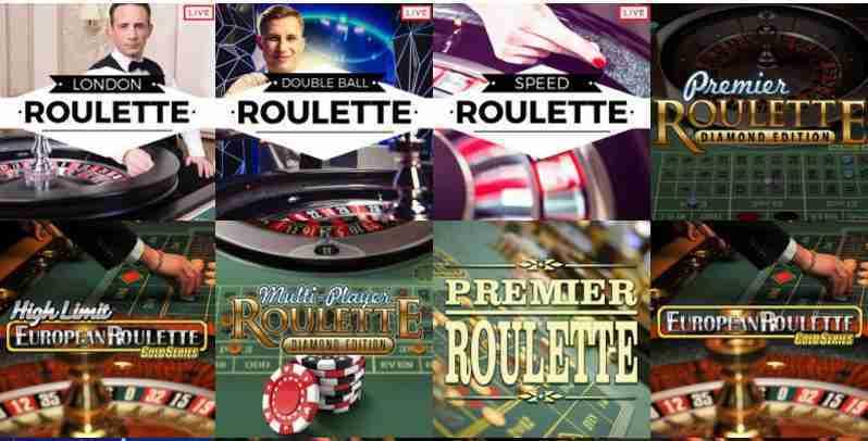 Roxy Palace Casino Erfahrungen - Spieleangebot