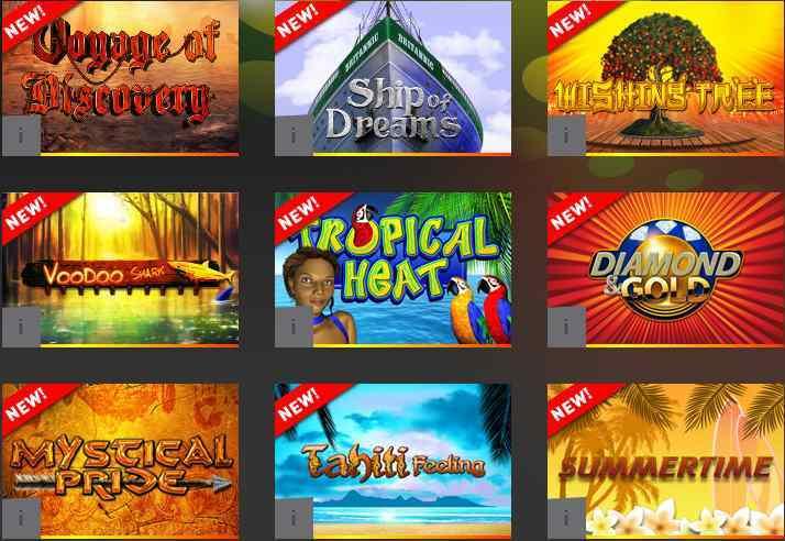 Stake7 Casino Erfahrungen - Spieleangebot
