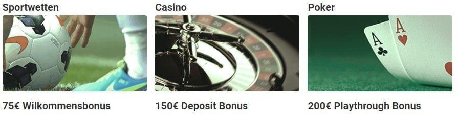 Unibet Casino Erfahrungen - Bonus