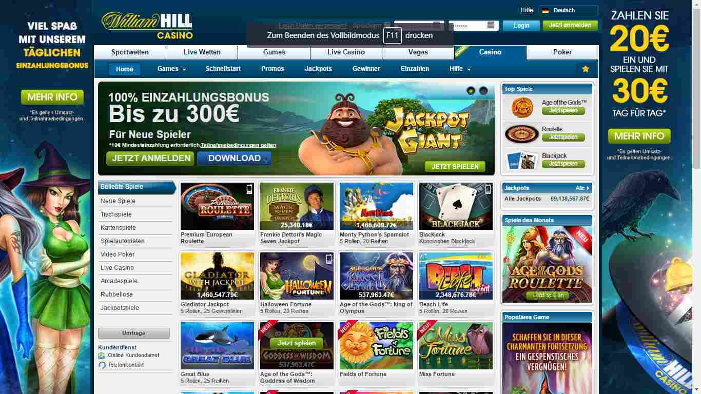 william hill online casino online casino mit echtgeld