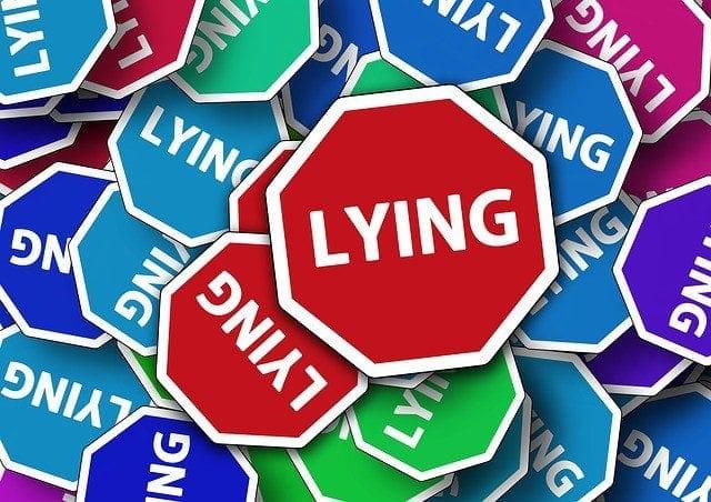 Unfaires Spiel, Lüge, Buchmacher